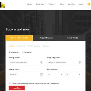 taxi booking management software | PHP Scripts Mall