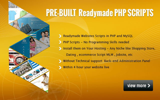 PHP Scripts Mall | Readymade PHP Scripts | Website Clone Scripts 21new